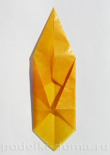 звезда из кальки 1 10