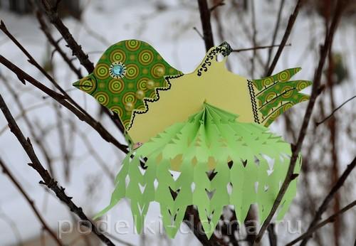 бумажная птица счастья 19