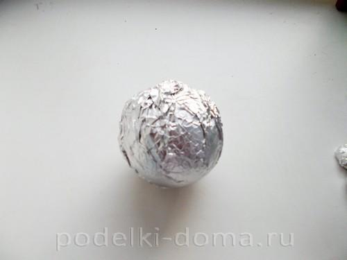 гиря из конфет 04