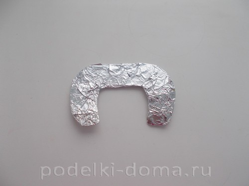 гиря из конфет 08