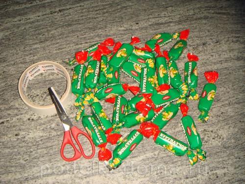 кружка из конфет 01
