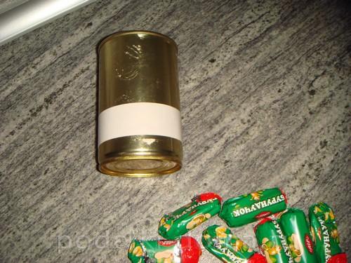 кружка из конфет 04