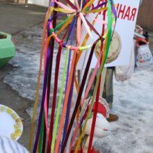 Праздник Масленицы в детском саду