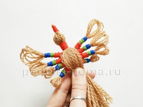 Птица счастья своими руками