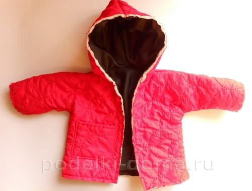 Как сшить для куклы куртку и штаны. Мастер-класс   podelki-doma.ru 44fb2f360d9
