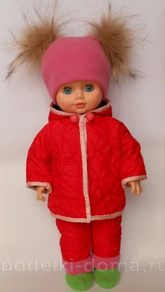 шьем одежду для куклы куртка и штаны01