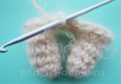 пасхальный кролик вязаный крючком02