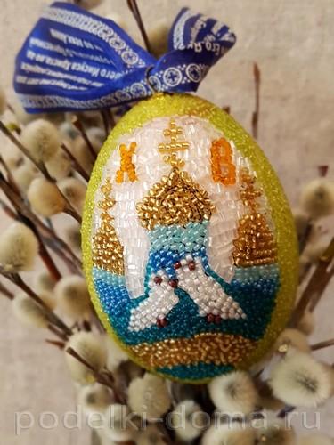 яйцо вербное воскресенье