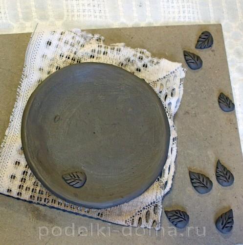 панно из глины 06