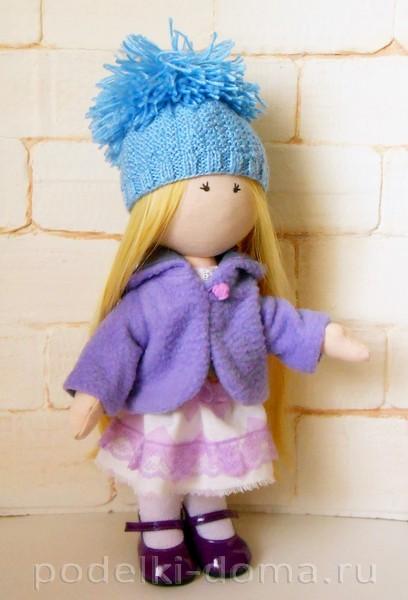 Шьем куртку и штаны для куклы