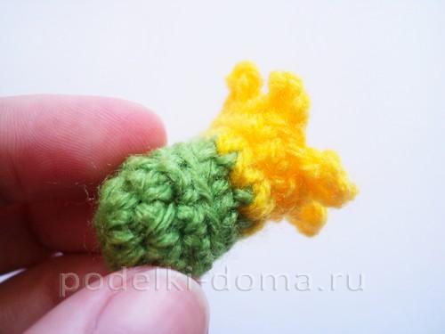 Тыква (вязание крючком)