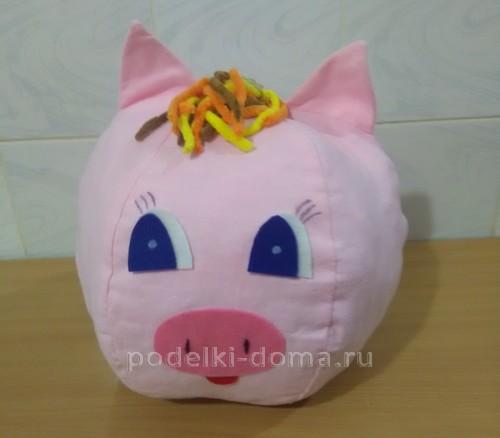 Поросята и свинки - поделки