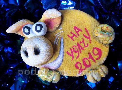 Поздравления в стихах с Новым годом Свиньи