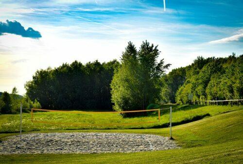 Как создать спортивно-досуговую зону на загородном участке