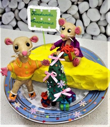 Крысы и Мыши к Новому 2020 году