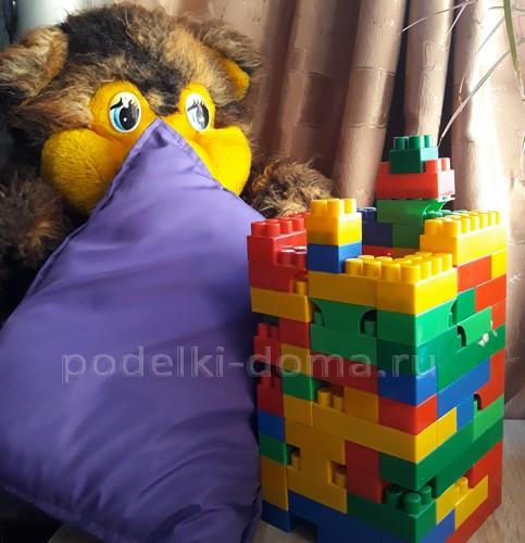 Квест по поиску подарка в квартире для малышей