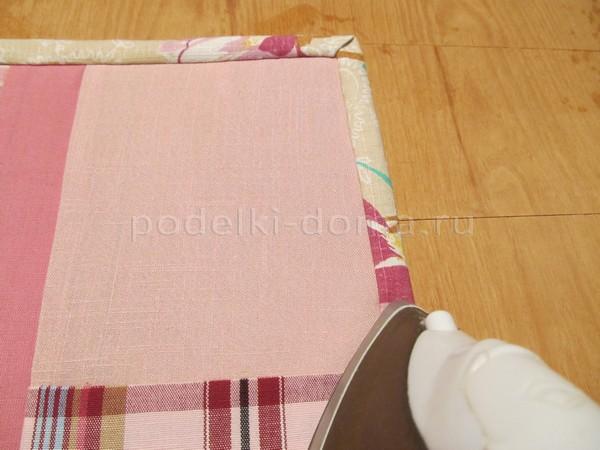 Как сшить сервировочную салфетку