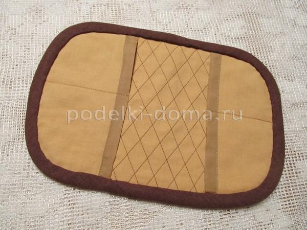 Шьем органайзер для дамской сумочки