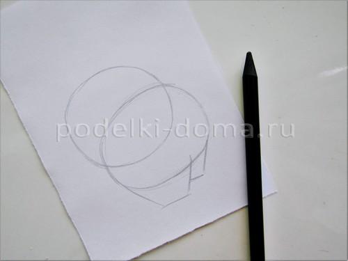 Как нарисовать быка