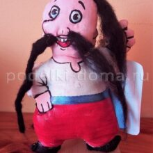 Кукла «Казак»