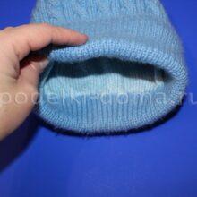 Как связать подклад для шапки
