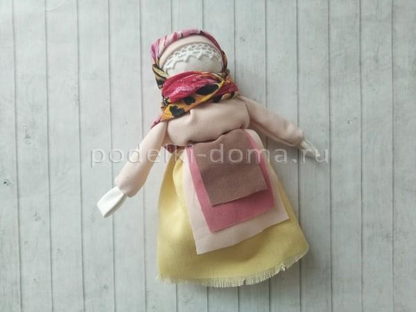 Куклы-обереги Берегиня и Макошь