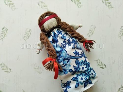 Игровые куклы Девка-Баба и Солоха