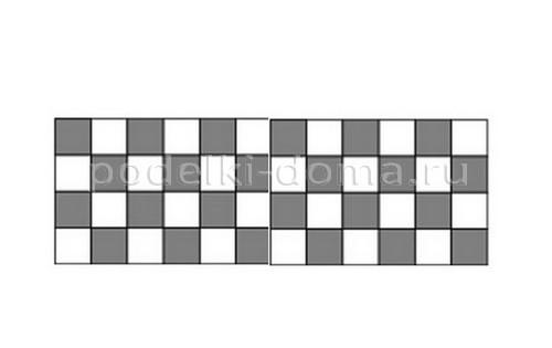 Повязки на голову (вяжем спицами) - 3 МК