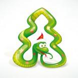 Как украсить стол и дом к году змеи