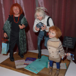 Куклы в Ветошном переулке