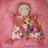 Мои хвастики – Лошарик и кукла-бабочка