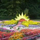 Фестиваль цветников и ландшафтного дизайна в «Кузьминках»