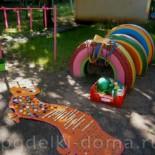 Украшение участков детского сада № 267 г.Ижевска