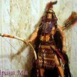 Кукла Индеец-Апач