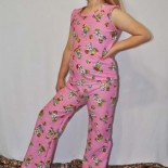 Шитье детской пижамы