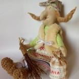 Баба Яга своими руками (шитье)
