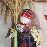 Кукла «Барыня-Осень»