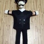 "Кукла на руку ""Капитан дальнего плавания"""