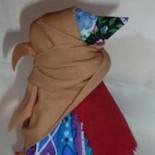 Народная тряпичная кукла «Сорока-белобока»