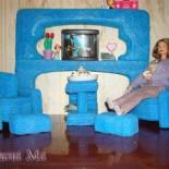Как сделать кукольную мебель