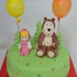 День рождения «Маша и Медведь»