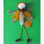 Кукла Осенняя фея