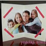 Детская открытка папе к 23 февраля