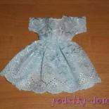 Как сшить платье и шляпку для Барби