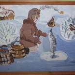 Портреты матушки Зимы