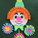 Панно «Клоун»
