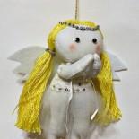 Как сшить ангела своими руками