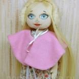 Шьем меховые наушники для куклы