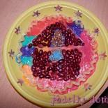 Поздравляем бабушек! Тарелка для украшения дачной кухни