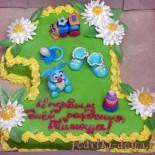 День рождения ребенка – 1 год!